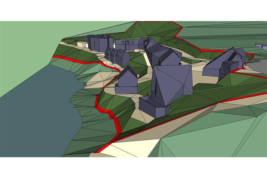 guerledan-modelisation-site